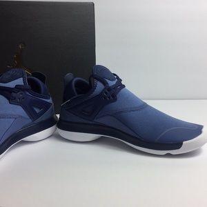 d95ac1b3fc8 Jordan Shoes - Nike Jordan Fly  89 Shoes Blue Moon Polarized NWT